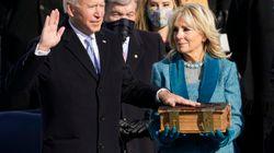 Les bibles des serments de Biden et Harris n'ont pas été choisies au