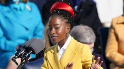 Inaugural Poet Amanda Gorman Says Security Guard Followed Her Home For Looking
