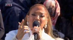 JLo's Inauguration Day Song Criticised For Colonial