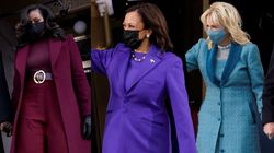 These Coats Were The Sneaky Stars Of Inauguration