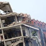 Dos fuertes explosiones en el centro de Madrid provocan al menos tres muertos y 11