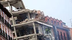 Tres calderas del edificio que explotó en Madrid no estaban inscritas en el
