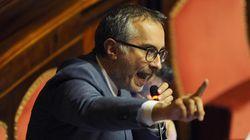 Il senatore Ciampolillo: