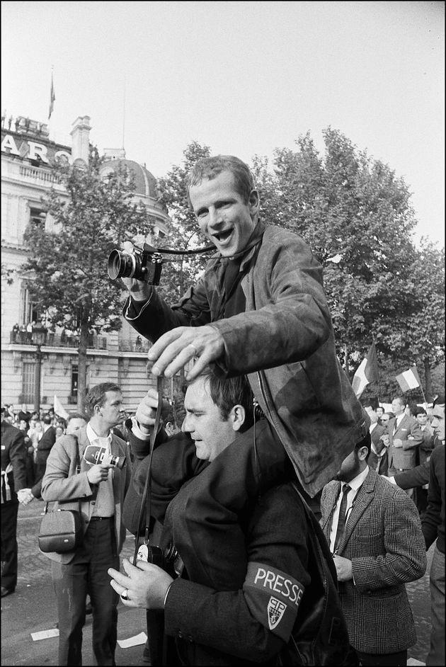 Ζιλ Καρόν, Μάης '68,