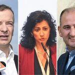 Nella lista di Conte: 3 di Italia Viva, 2 di Forza Italia e un ex M5S (di G.