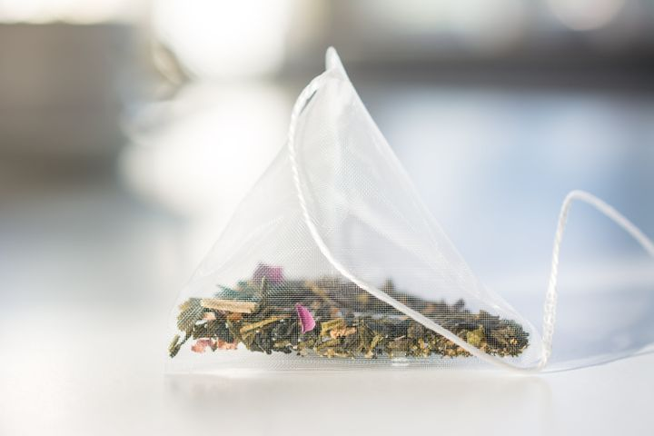 Not all tea bags are made with low quality tea. Schwartz suggests avoiding tea bags that are blended and packed outside of the U.S.