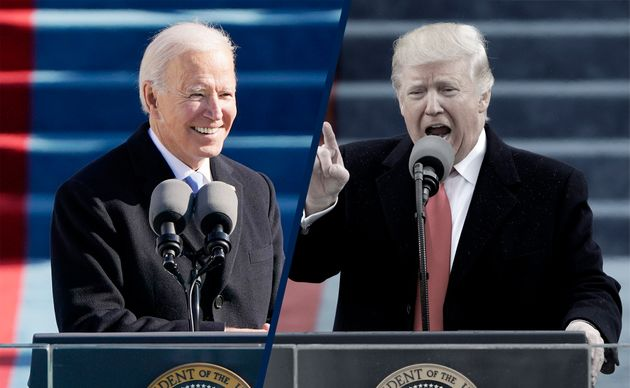 L'investiture de Joe Biden, antithèse de Donald Trump