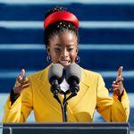アマンダ・ゴーマンさん「奴隷の子孫が大統領になるのを夢見られるようになった」。大統領就任式で詩を朗読