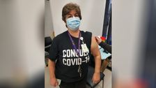 Let These Stories Of Front-Line Workers Getting Vaccinated Give You Hope