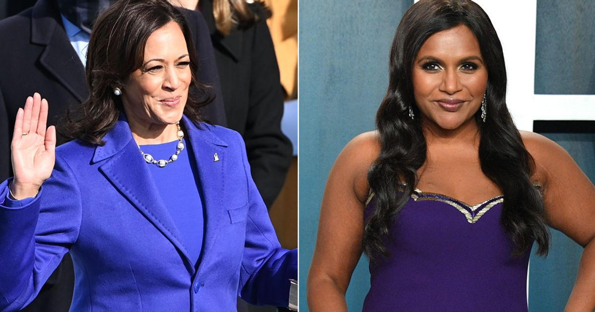 'Representation Matters': Mindy Kaling's Daughter, 3, Reacts To Kamala Harris Becoming US Vice President