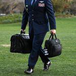 À cause de Trump, le transfert des codes nucléaires à Biden s'est fait de façon