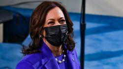 カマラ・ハリス副大統領は、なぜ就任式で「紫色」の服を着た?
