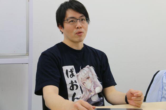 北京動卡動優文化傳媒有限公司の峰岸宏行さん