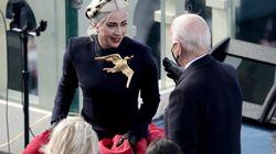 El significado detrás del comentado vestido de Lady