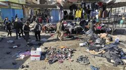 Twin Suicide Bombings Rock Central Baghdad, At Least 28
