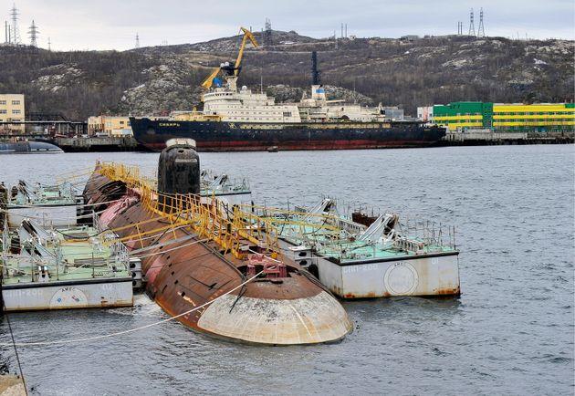 Το «νεκροταφείο» των σοβιετικών πυρηνικών υποβρυχίων και ο κίνδυνος ενός «υποθαλάσσιου