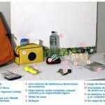 """El Ayuntamiento de Madrid anima a tener lista la """"mochila de emergencia"""" para sobrevivir a"""