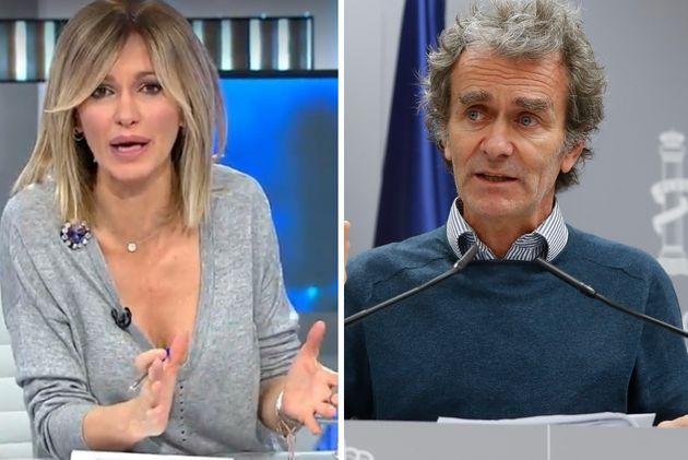 Susanna Griso y Fernando