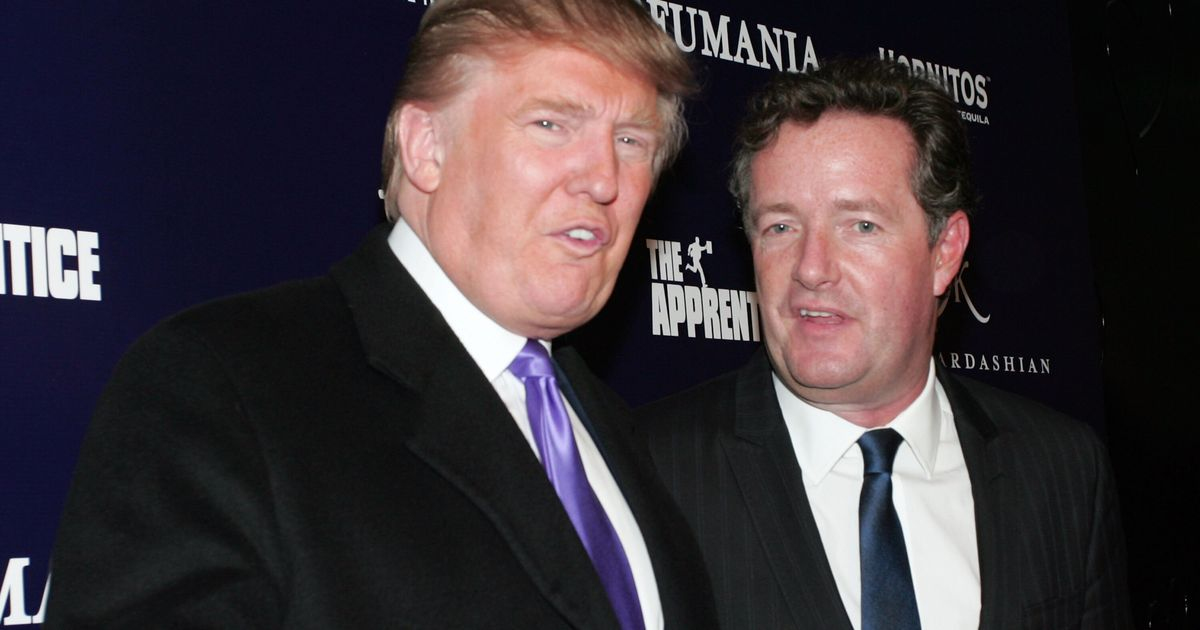 Piers Morgan Rules Out Donald Trump Reconciliation After Publicly Ending Their Friendship