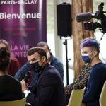 Repas à un euro, présentiel... les annonces de Macron pour les
