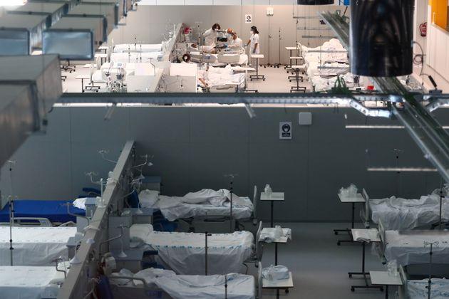 El hospital Isabel