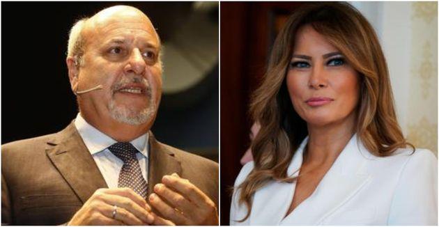 """Alan Friedman, Melania e la propensione italiana al """"trattamento"""
