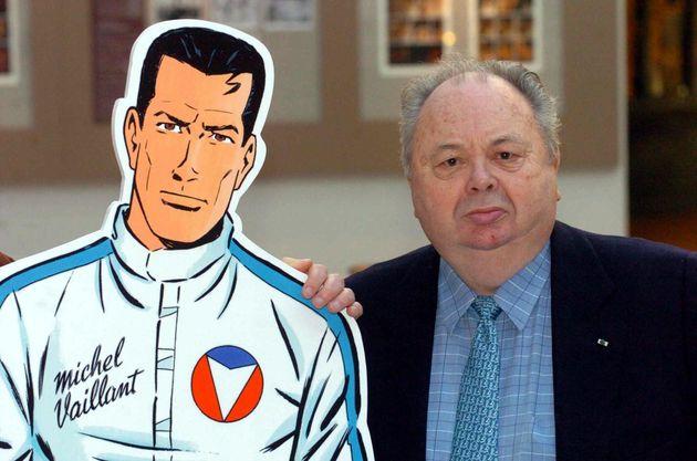Jean Graton, créateur de la série bande dessinée