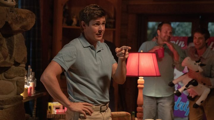 "Chris Lowell in ""Promising Young Woman."""