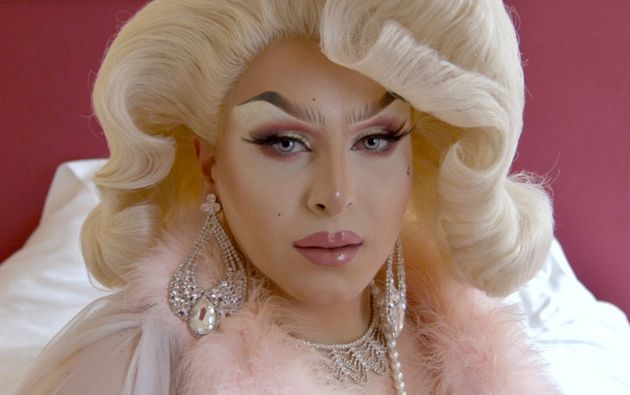 Cookie Kunty, figure de la scène drag parisienne, à découvrir dans
