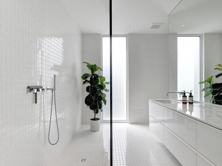 La salle de bain des maîtres