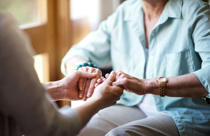 Caregivers can be an elderly person's sole source of information.