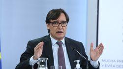 Salvador Illa dejará de ser ministro de Sanidad antes del próximo