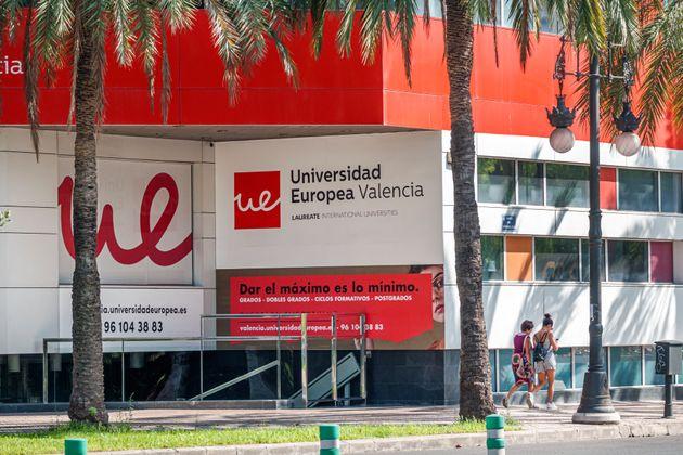 Campus de la Universidad Europea de