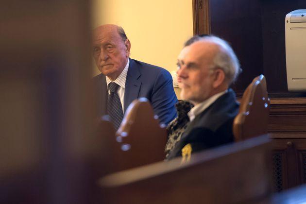 Ior, Caloia condannato a 8 anni. Sentenza storica in