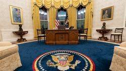 Here's How Joe Biden Redecorated The Oval