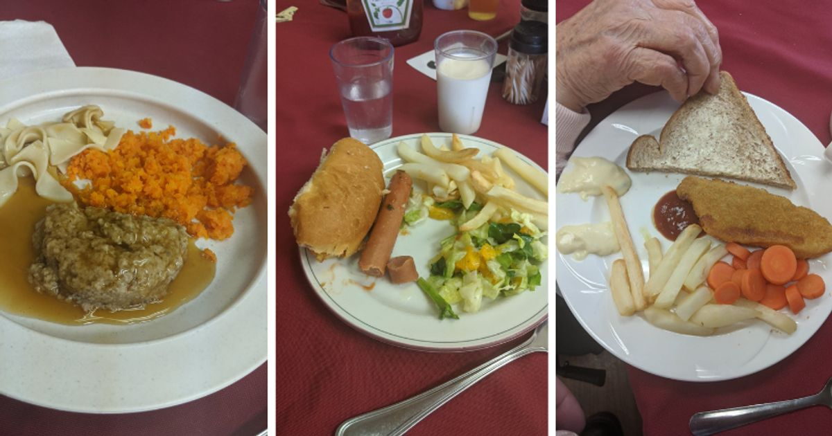 Families Slam 'S**t On A Plate' Food In Long-Term Care Homes