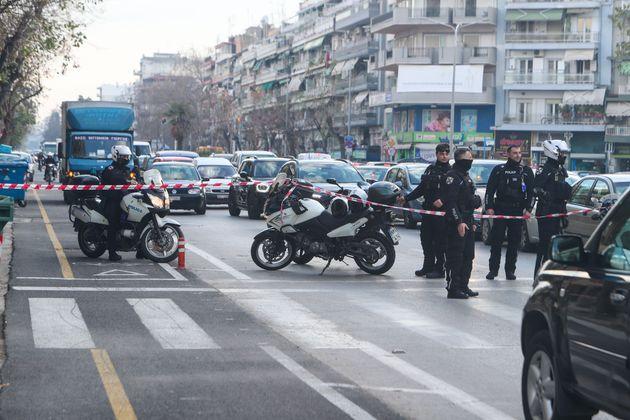 Θεσσαλονίκη: Πυροβολισμοί στην περιοχή του «Ιπποκρατείου» - Δύο