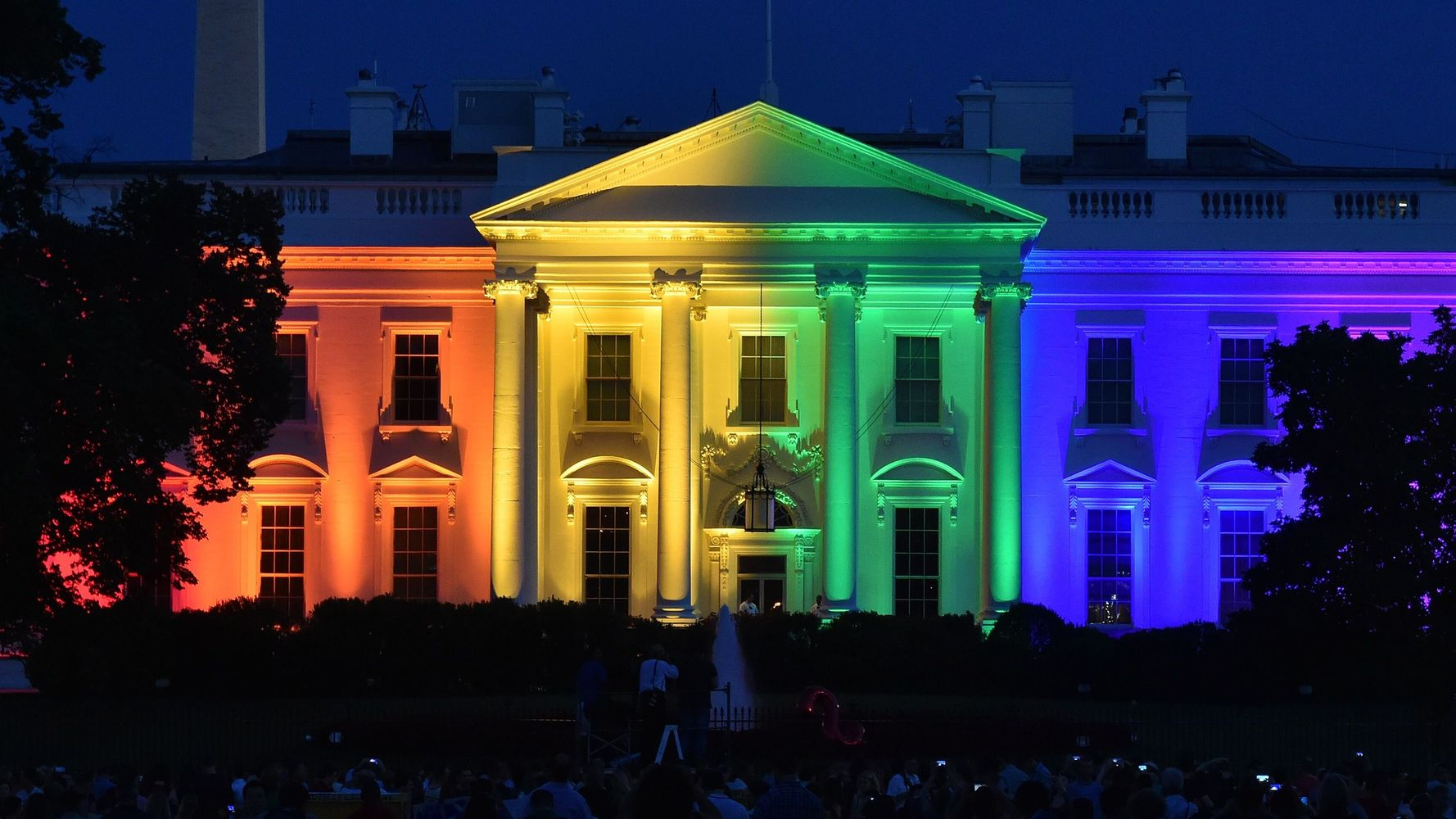 White House Contact Form Now Includes Gender-Neutral Pronoun Options