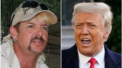 Joe Exotic Of 'Tiger King' Believes He Was 'Too Gay' To Receive Trump