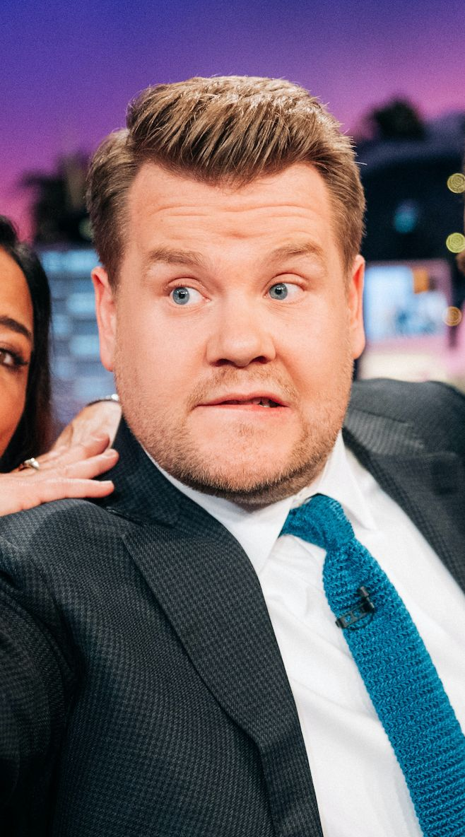James Corden Tried To Get A 'Funny' Tattoo, But The Joke Is On Him