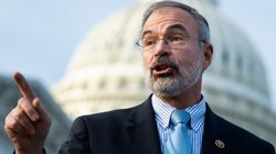 GOP Rep. Andy Harris Tries To Bring Gun Into House
