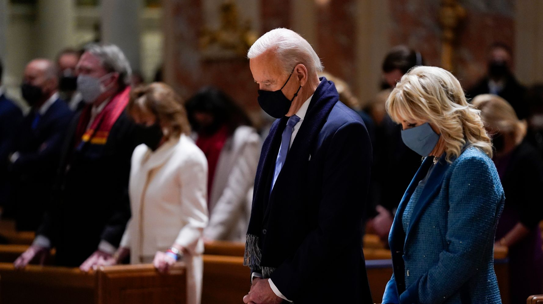 Catholic Bishops Are Already Divided On How To Deal With Biden's Progressive Faith