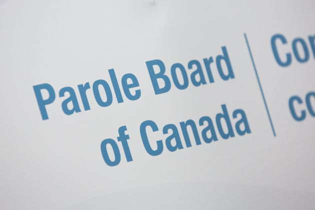 Parole board of Canada during a hearing in Bath,