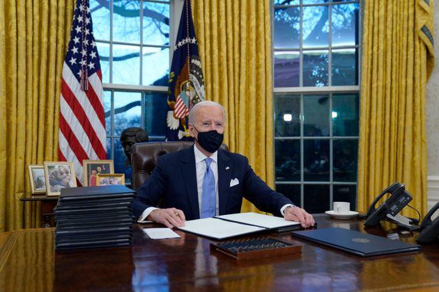 バイデン新大統領が執務室を模様替え。ポイントは「多様性と科学と真実」