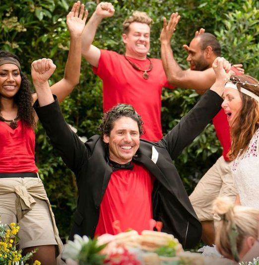 'I'm A Celebrity... Get Me Out Of Here!' contestant Colin Fassnidge