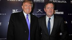 Piers Morgan Says Someone Pretended To Be Him And Spoke To Trump On Air Force