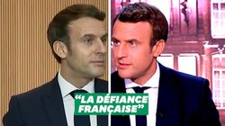 Quand Macron se faisait l'avocat des