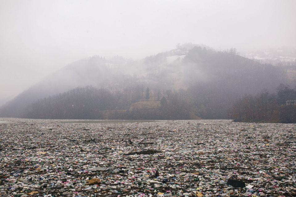 Τα νησιά σκουπιδιών των
