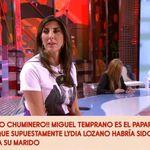 La regañina de Paz Padilla a un famoso de Telecinco que aplaudiría Fernando