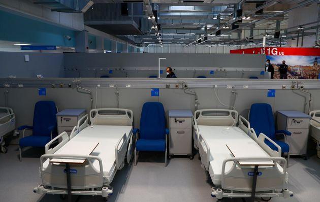 Foto del Hospital Zendal de